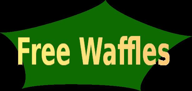 Yummy Free Waffles